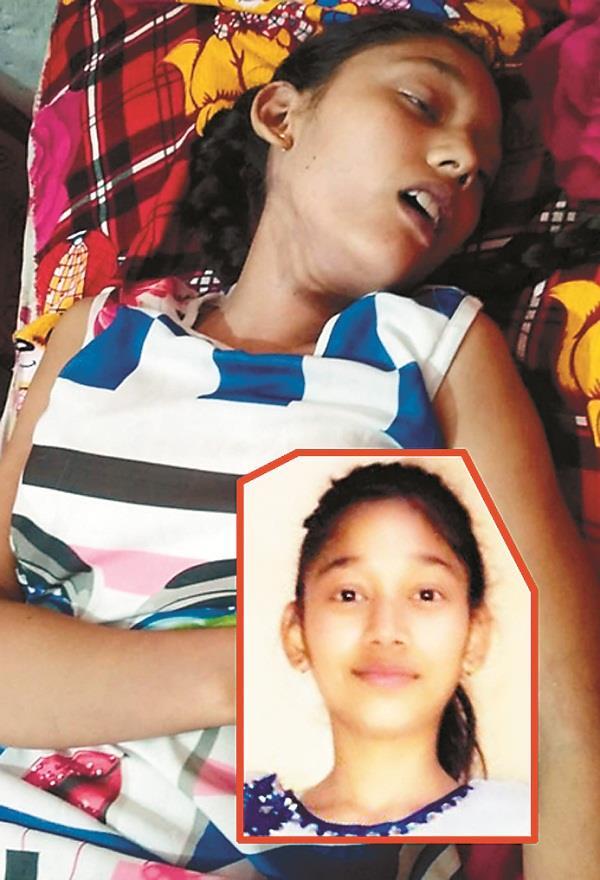schoolgirl committed suicide