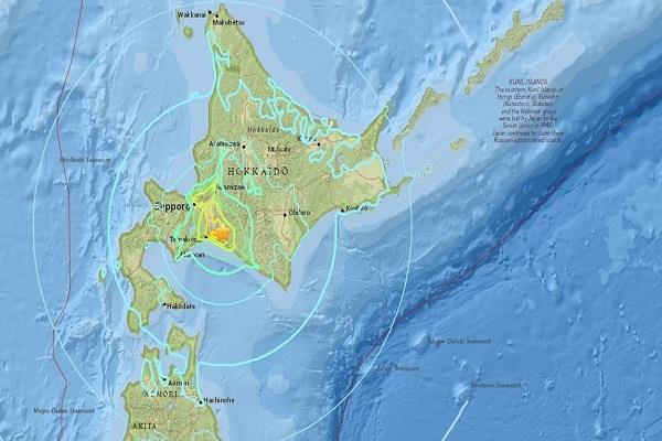 6 7 magnitude earthquake in japan no tsunami threat