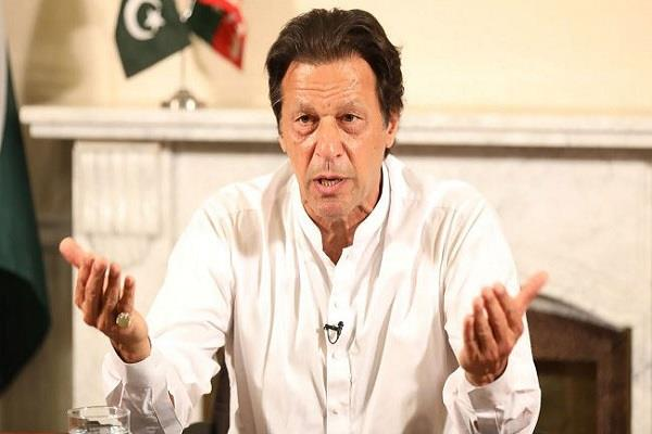 pakistan will not accept us unilateral demands imran khan