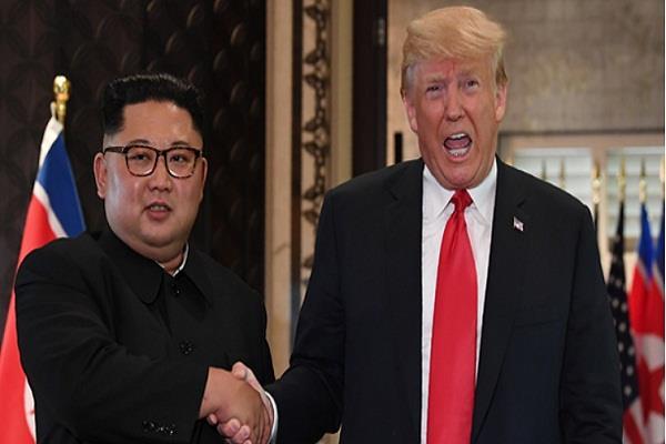 trump received a letter seeking the second meeting of kim jong un