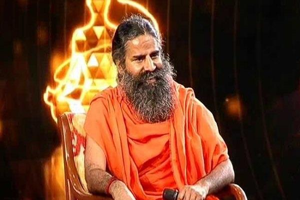 yoga guru swami ramdev tried to make the bjp happy