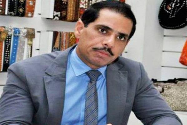 robert vadra case can prove to be brahma for the khattar government