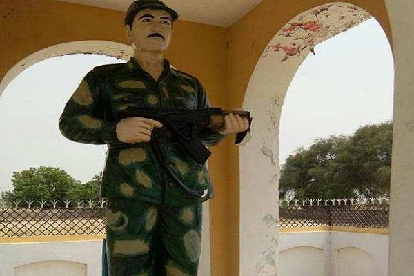 bjp is now preparing to make  martyr vote bank