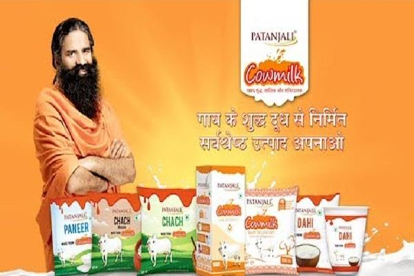 ramdev will make 20 000 crores by donating milk