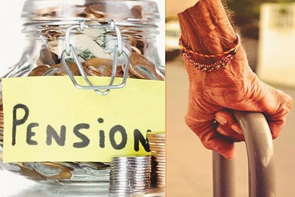 deprived of 5 8 million indian pension