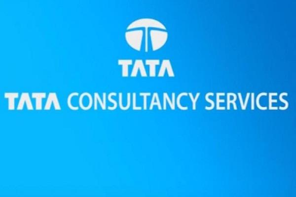 tcs is the countrys second largest company with market cap