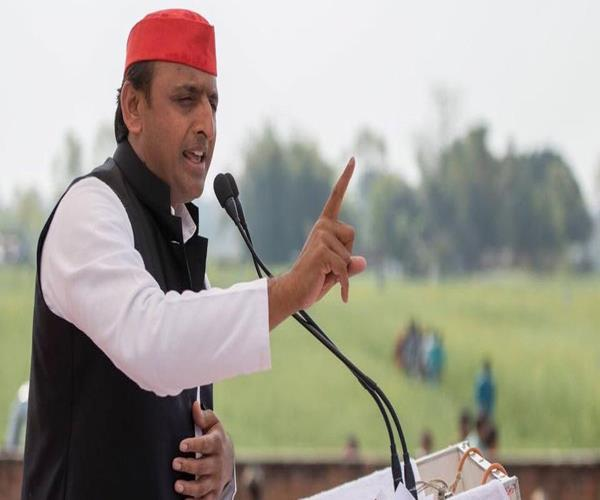 akhilesh to reduce the prices of oil companies to save