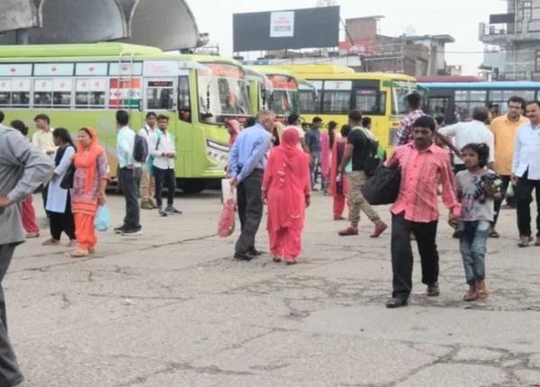 rent hikes to take private bus operators strike on politics