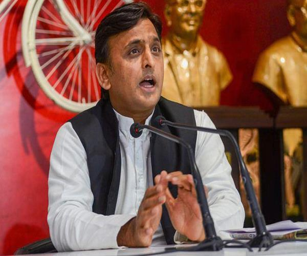 bjp begins countdown new pm will soon get the country akhilesh