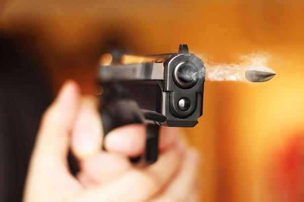 blasting shot