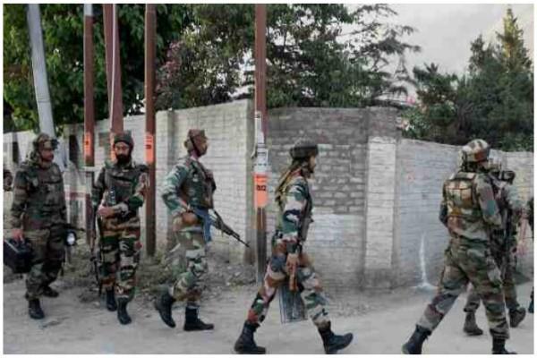 j k 2 terrorists heap in sopore encounter