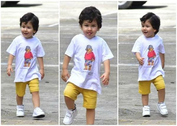 taimur ali khan s cute expression