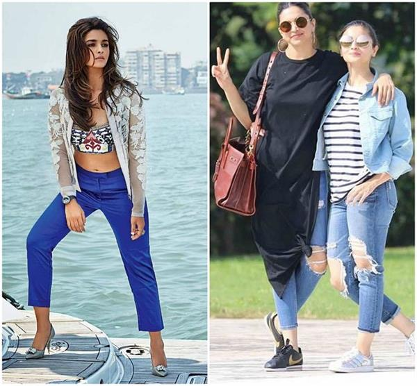 alia jeans design perfect for college going girls