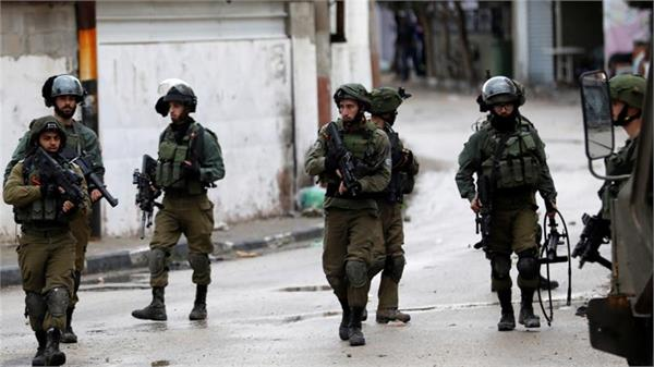 israeli army did the palestinians in west bank