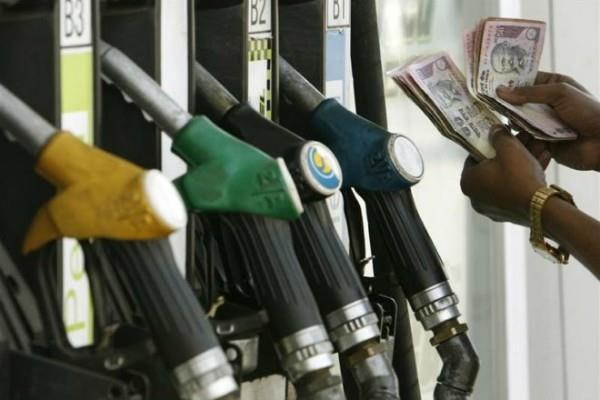 petrol diesel prices ise again
