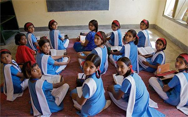 enrollment in government schools by reforms in education sector raje