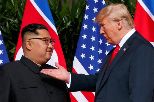 trump kim meeting for second time talks for meeting