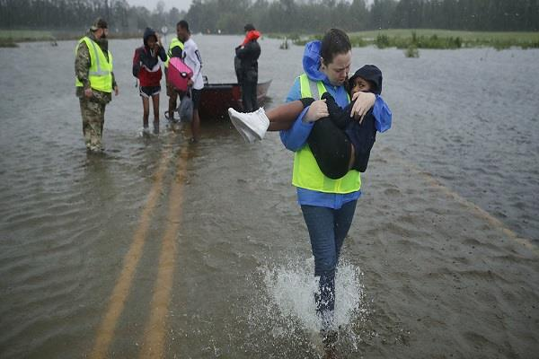 florence translates into storm four people die