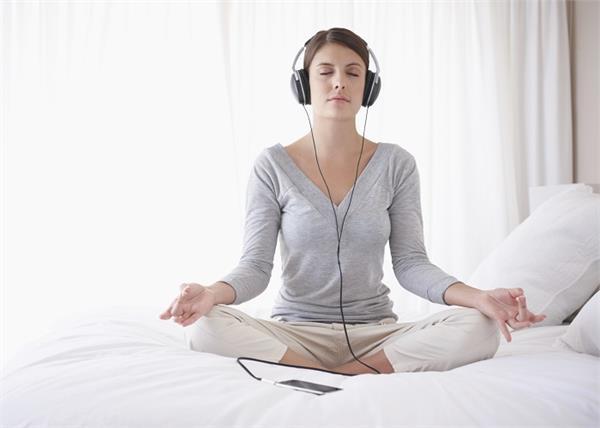 योग म्यूजिक सुनने से दिल रहेगा हमेशा स्वस्थ - Nari