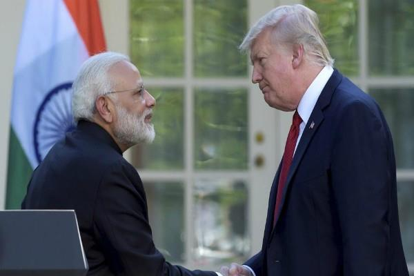 a book claim pm modi wanted to dinner at camp david with trump