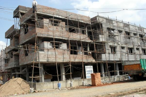 authorities can take over pending housing projects