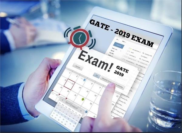 application deadline increased in gate