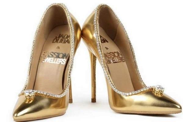 this is the world s most expensive shoe