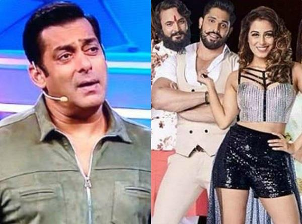 salman khan lashes out at contestant on the first weekend ka vaar