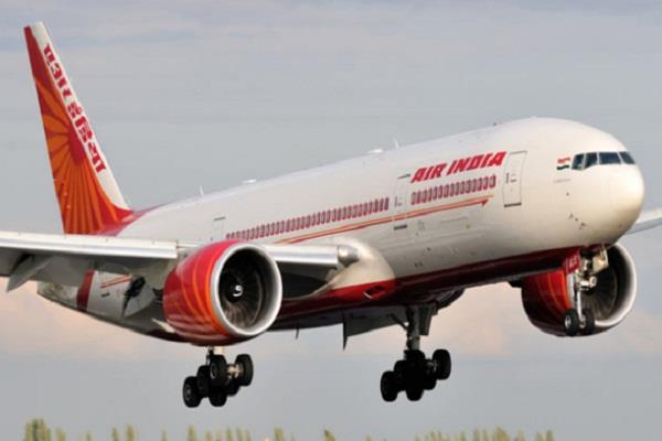 igi air india jammu delhi
