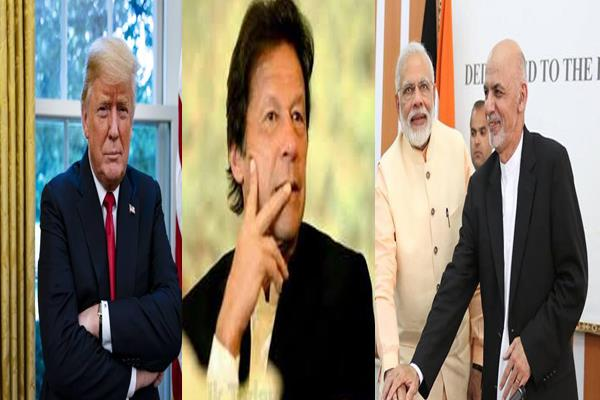 pak disagrees with us stand of india s role in afghanistan