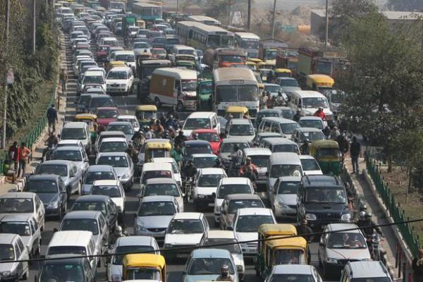 the capital will be fully free from jam till 2020 delhi police
