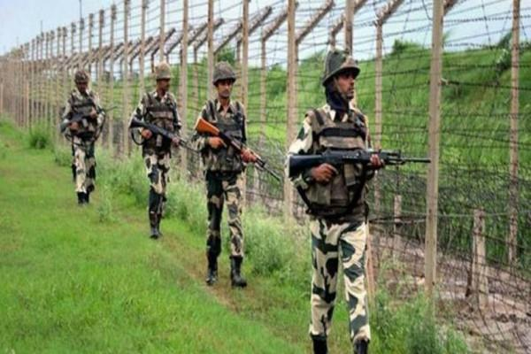 bsf  job salary candidate