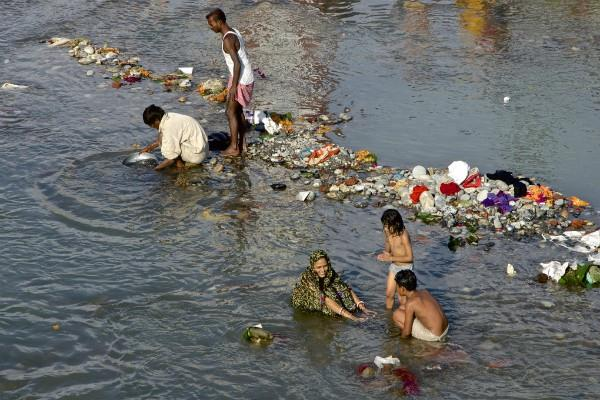 wwf released shocking report on the ganges