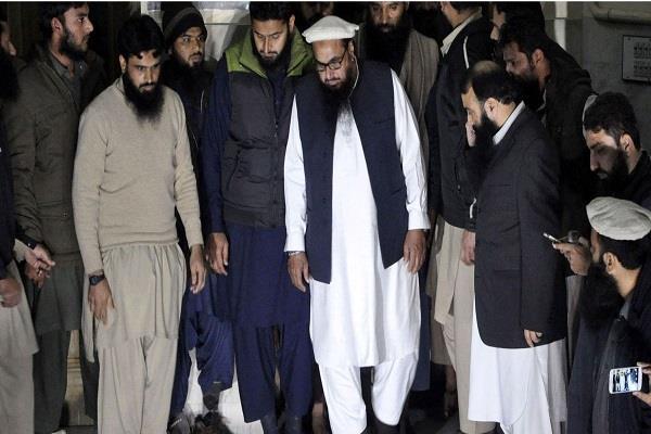 pakistan s new order hafiz saeed s continuing activities
