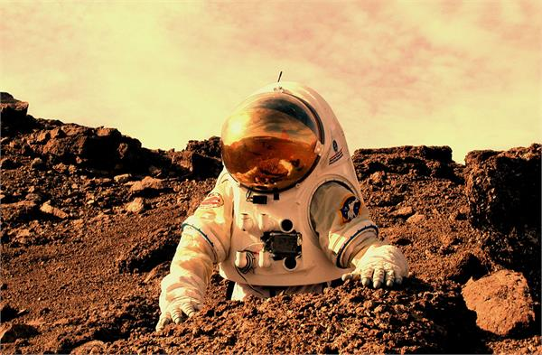 hurdles in manned mission on mars