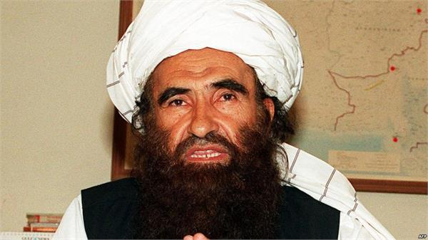 haqqani network founder jalaluddin died after prolonged illness