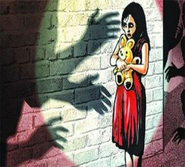 rape with minor girl