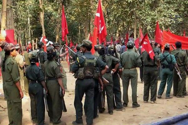 leadership crisis in maoists