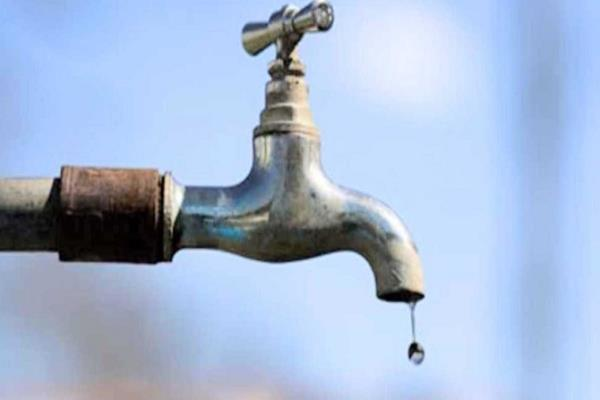 indore cities to suffer for 19 days water crisis