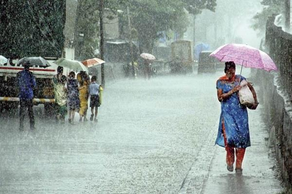 heavy rain alert in 22 states