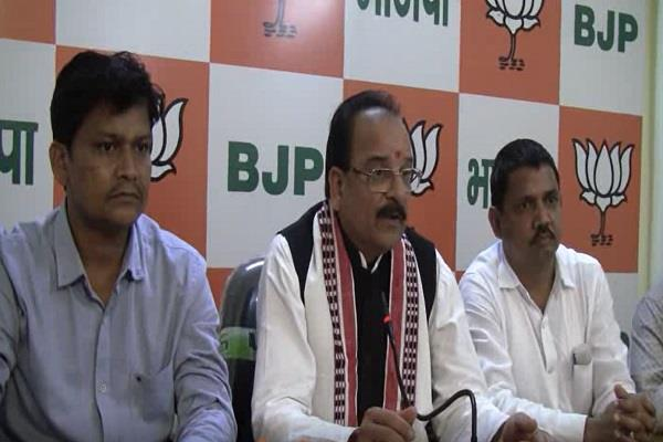 statement of ajay bhatt on closure of india
