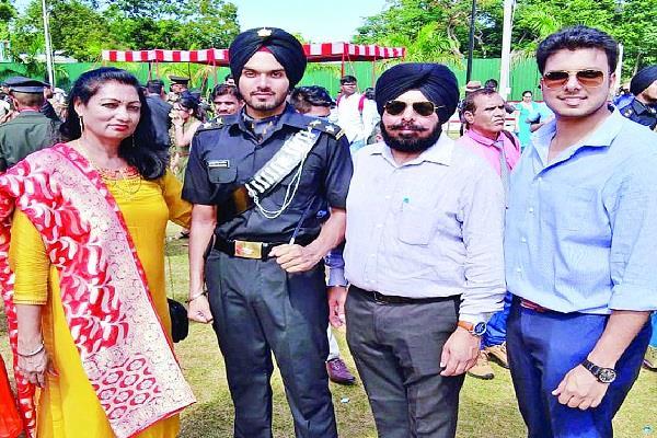 pilot made in army army of rajauli of ambala
