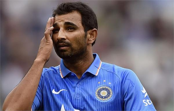 shami might be in trouble again after not attending hearing