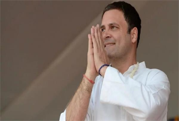 rahul gandhi will visit amethi on a two day tour