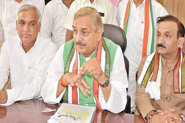 congress to show rafael to parliament from road tewari