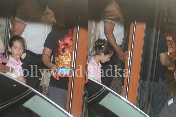 संजय दत्त के घर आए गणपति, परिवार ने एेसे किया बप्पा का स्वागत