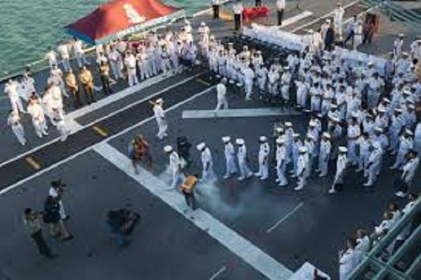 australia s largest maritime exercise kakadu start