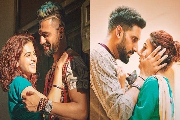 movie review of film manmarziyaan