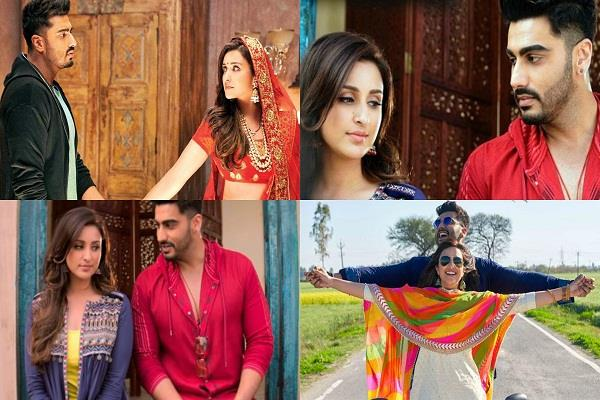parineeti and arjun starrer namaste england first song tere liye is out