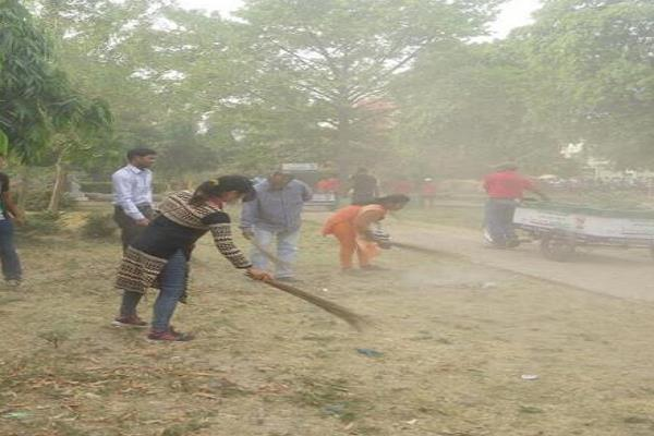 special hygiene campaign to run till gandhi jayanti in district